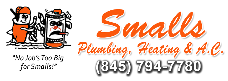 Smalls Plumbing Heating & AC, ready to service your AC in Harris NY